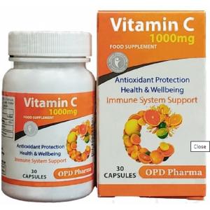 Vitamin C 1000 mg capsul