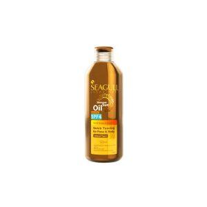 روغن برنزه کننده اکلیلی و ویتامینه سی گل مناسب انواع پوست ۲۰۰ میلی لیتر