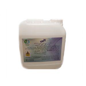 محلول ضد عفونی کننده سطوح الین بر پایه الکل 3.5 لیتری