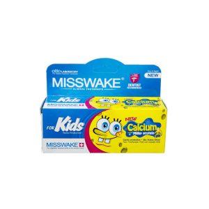 خمیر دندان کودک میسویک با عطم موز ۵۰ میلی لیتر