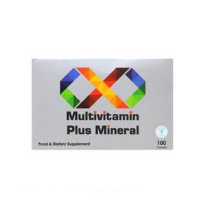 کپسول مولتی ویتامین مینرال دارو پخش