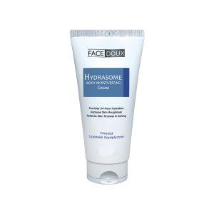کرم مرطوب کننده قوی بدن هیدرازوم فیس دوکس مناسب پوست های خشک و حساس ۱۵۰ میلی لیتر