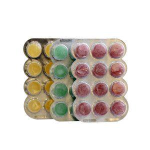 آبنبات سرد آیس سنس 12 عدد Ice Sense با طعم های متنوع