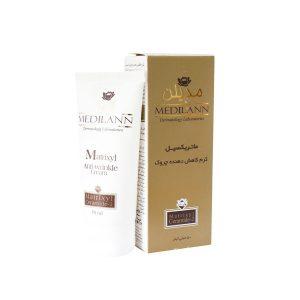 کرم ضد چروک ماتریکسیل مدیلن مناسب انواع پوست ۵۰ میلی لیتر