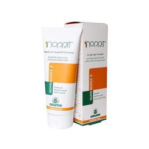 شامپو ضد شوره مناسب برای پوست سر خشك و حساس 200 میلی لیتر نوپریت