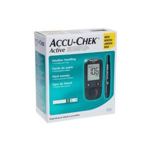 دستگاه تست قند خون اکیوچک اکتیو Accu Chek Active
