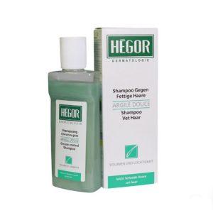 شامپو تنظیم کننده چربی آرژیل دوس هگور مناسب موهای چرب ۱۵۰ میلی لیتر